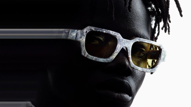 A-COLD-WALL launches its new eyewear collection with RETROSUPERFUTURE