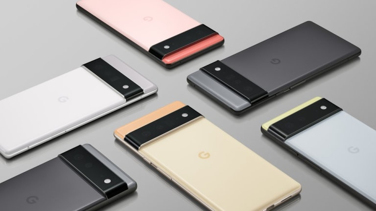 Google previews its Pixel 6 with Tensor technology