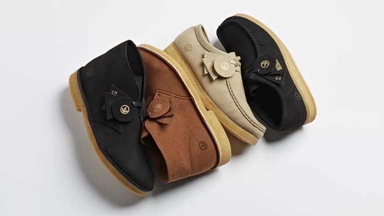 Clarks releases vegan versions of its iconic Wallabee and Desert Boot