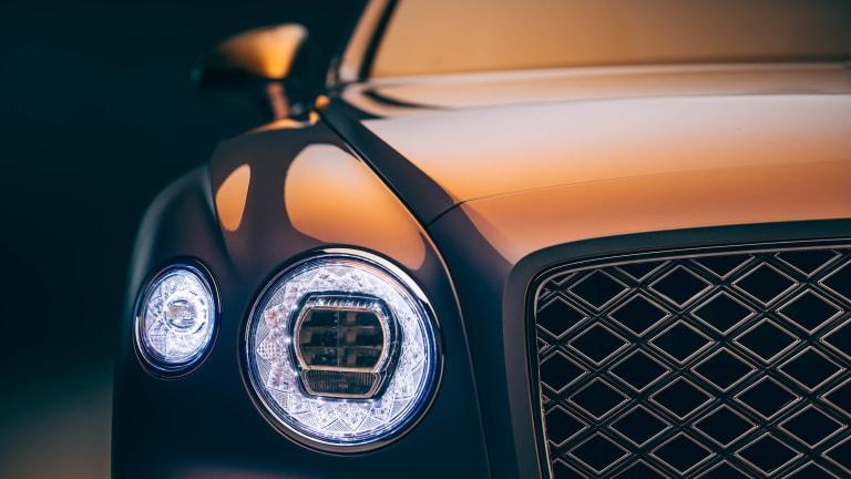 Bentley Mulliner unveils its latest model, the Flying Spur Mulliner