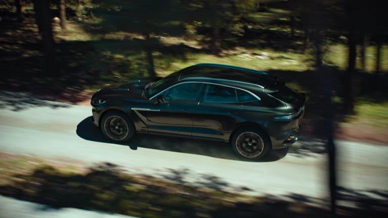 Video | The Aston Martin DBX by Luca Guadagnino
