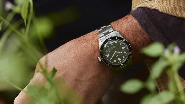 Oris and Hodinkee release a vintage-inspired edition of the Divers Sixty-Five