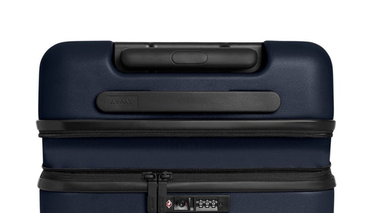 Away launches an expandable version of their popular suitcase