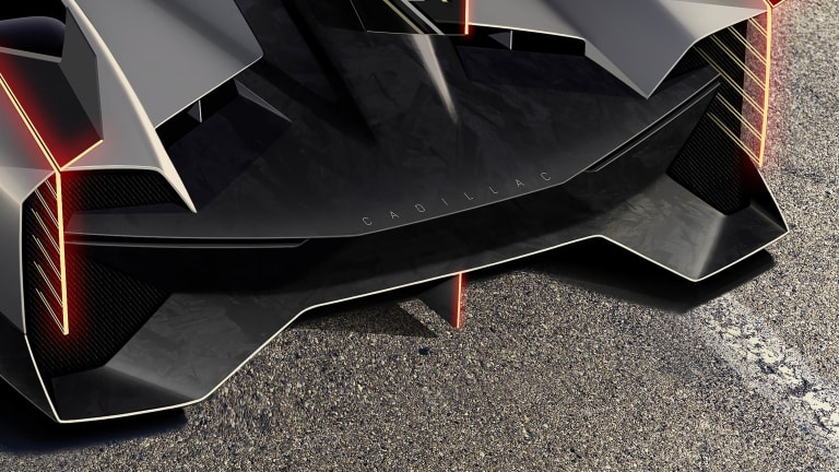Cadillac announces plans to compete in IMSA and WEC with a new V-Series prototype