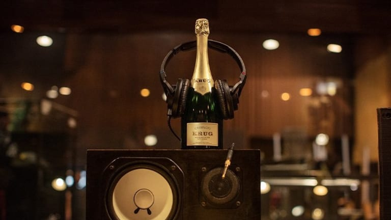 Krug is offering a different kind of tasting experience with its Grande Cuvée 169th Edition