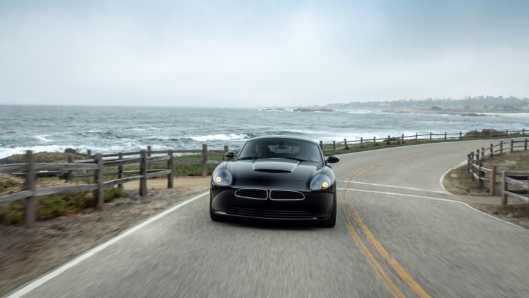 Smit Vehicle Engineering imagines what the Z8 could have been