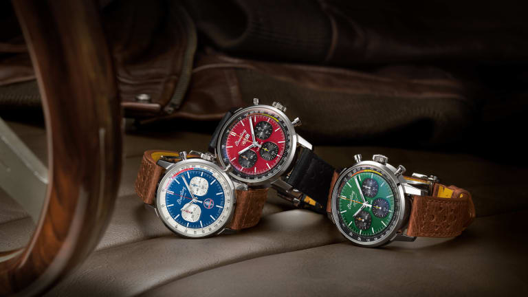 Breitling reveals its Classic Cars Squad