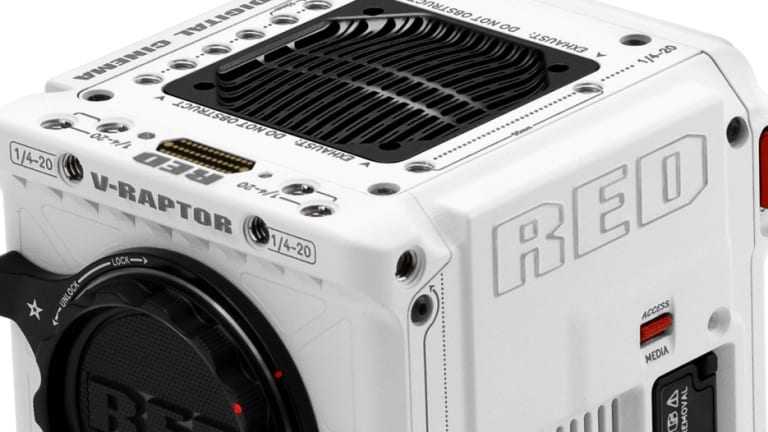Red unveils its most powerful camera to date, the V-Raptor