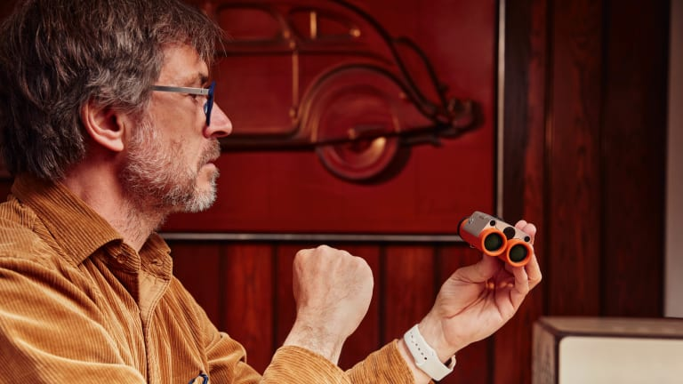 Marc Newson and Swarovski Optik preview their CL Curio binoculars