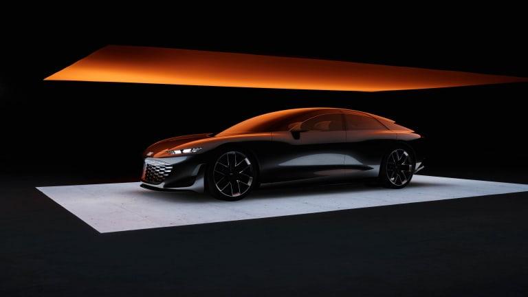 "Audi reveals its second ""sphere' concept, the grandsphere"