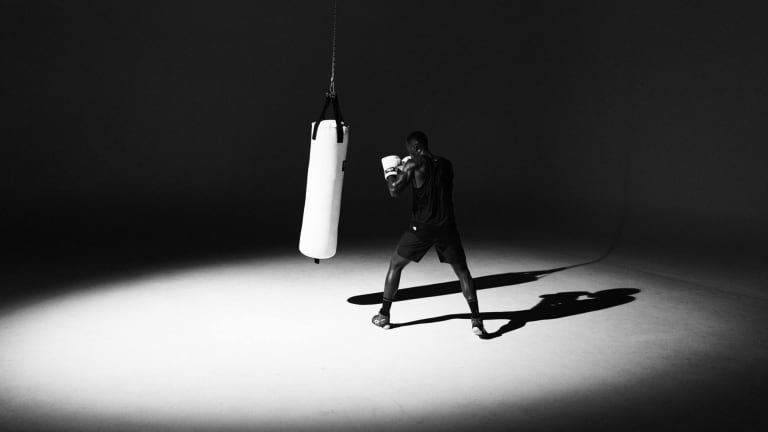 Reigning Champ and Everlast release their limited edition boxing capsule