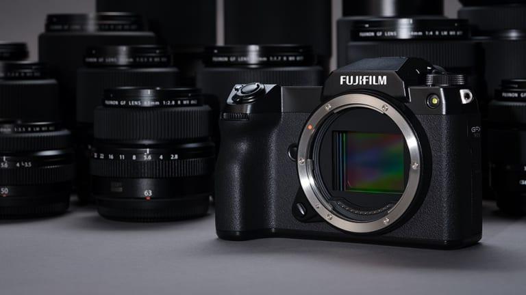Fujifilm launches its latest GFX Series camera, the GFX50S II