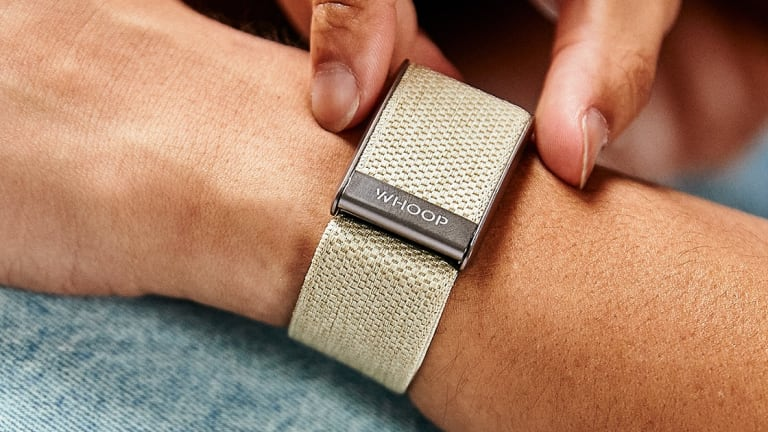 Whoop launches the latest version of its fitness tracker