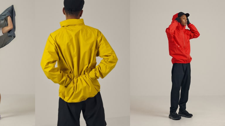 Goldwin covers all the outerwear bases with its 2021 Fall & Winter collection