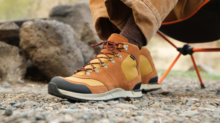 Danner brings back its Free Spirit boot from 1988
