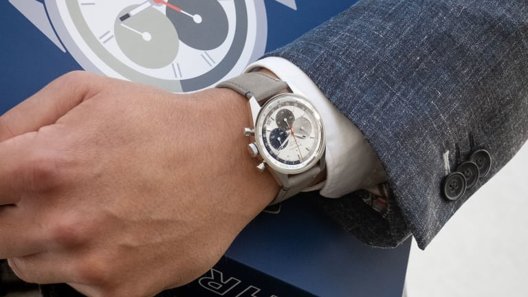 Zenith celebrates its most famous design with its online store exclusive