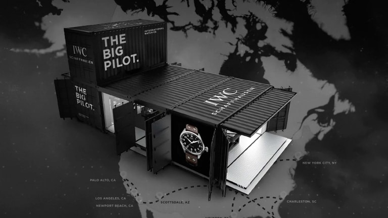 IWC is taking its Big Pilot Roadshow on a US tour