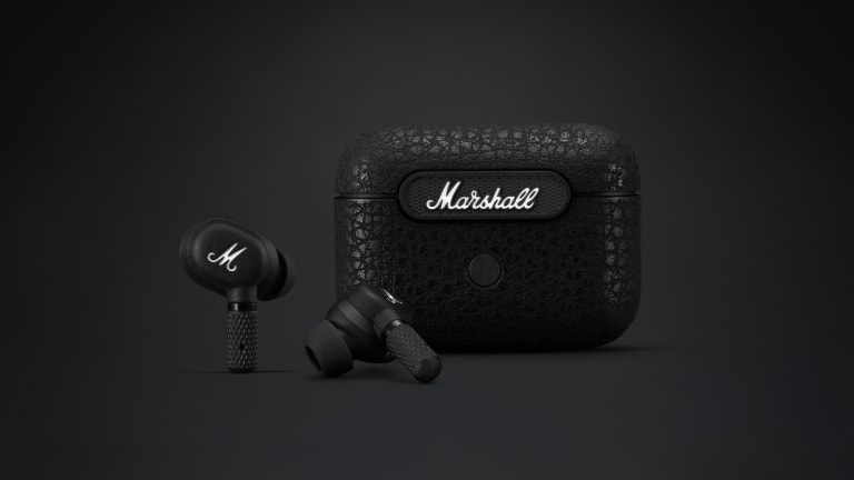 Marshall unveils the Motif A.N.C. and the Minor III true wireless earbuds