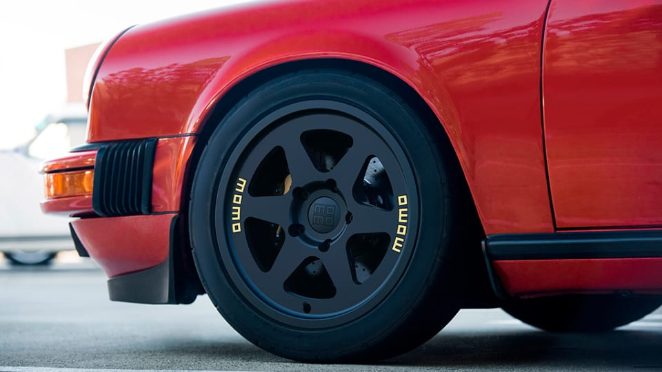 Momo is adding a line of wheels to its Heritage collection