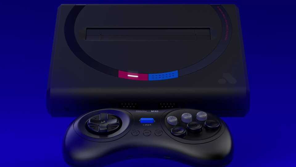 Analogue's Mega Sg aims to be the ultimate way to experience Sega's 8 and 16-bit libraries