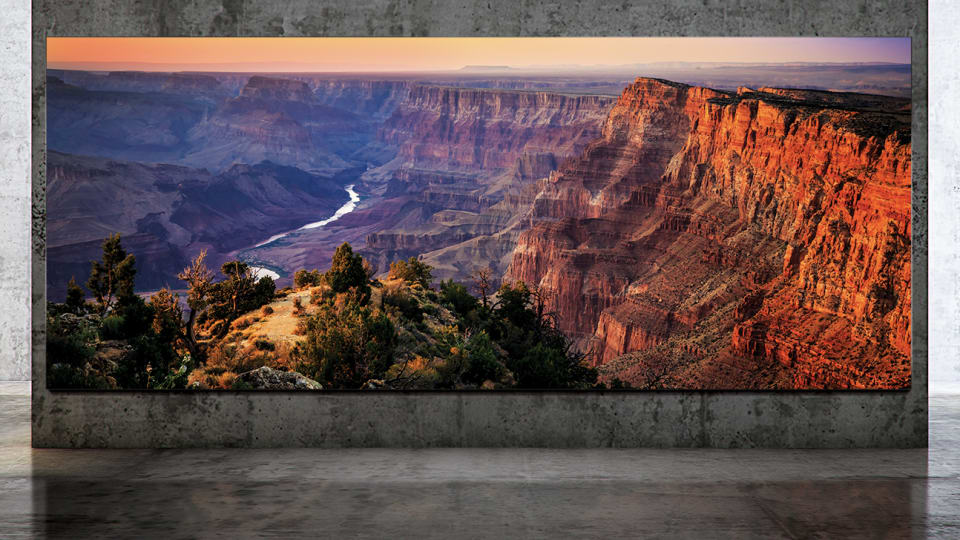Samsung announces the release of the Wall Luxury