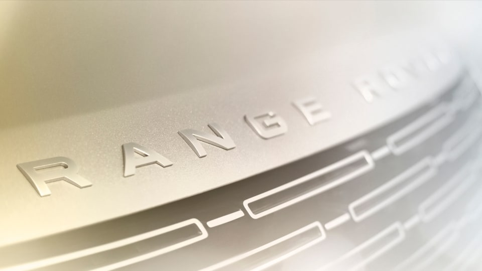 Land Rover teases the next-generation Range Rover
