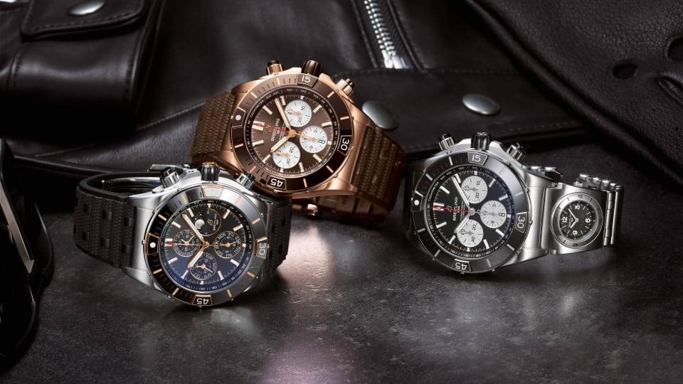 Breitling launches the Super Chronomat B01 44