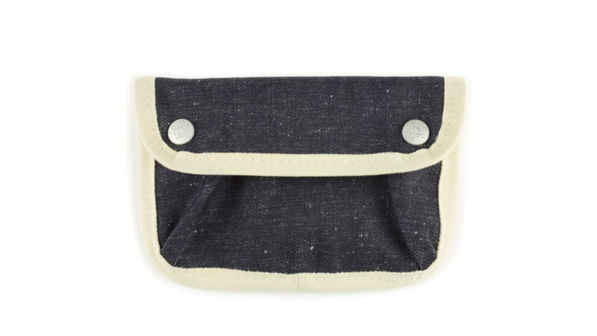 Stanley /& Sons Apron Bag Mechanic Wallet New w//Tags Khaki Canvas Discontinued  6