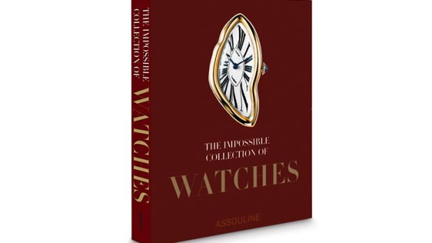 Assouline The Impossible Book of Watches