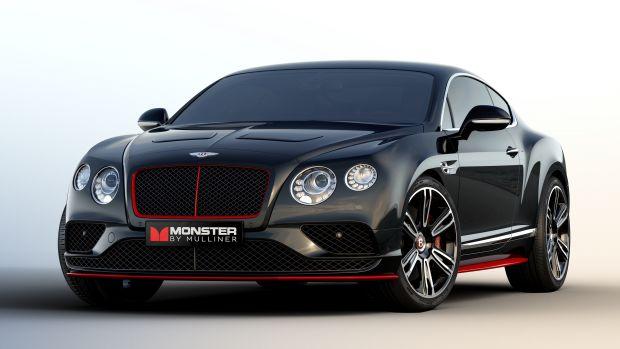 "Bentley and Monster debut ""Monster by Mulliner"" Continental GT V8 S.jpg"