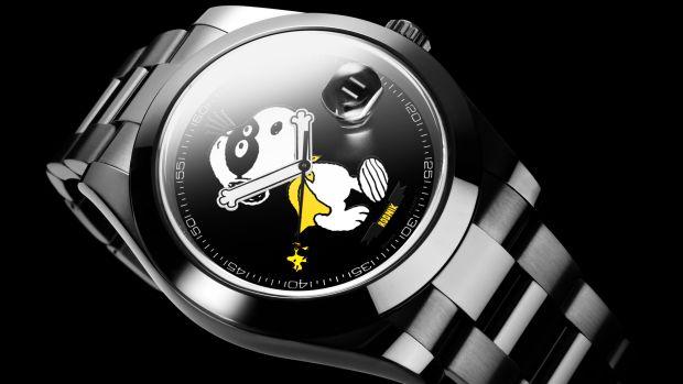 BWD x The Rodnik Band - Flying Snoopy Datejust_2015_Hero.jpg