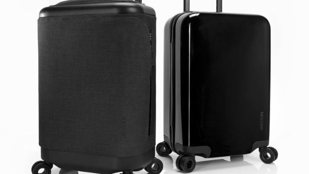 Incase Connected Luggage