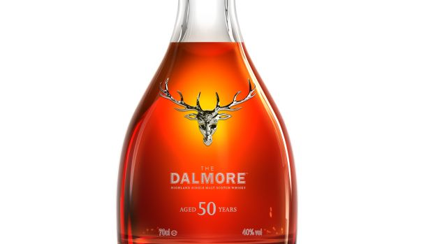 The Dalmore 50 Years Bottle