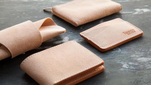 Tanner Goods Natural Roughout