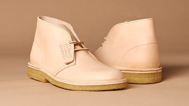 Clarks Original Natural Leather