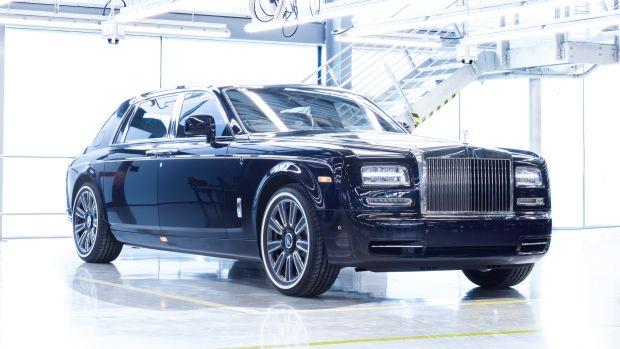 Rolls-Royce Phantom VII Final