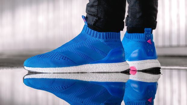 adidas Soccer Blue Blast Ace 16+ UltraBoost
