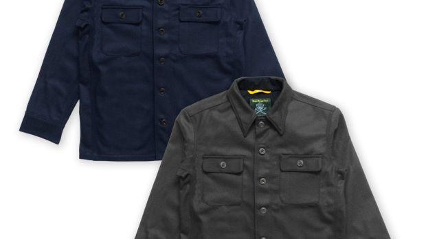DRB Woodsman Shirt