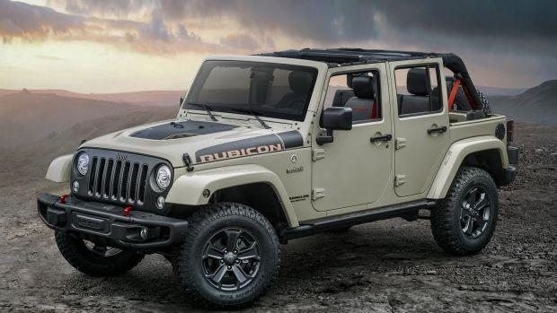 Jeep Rubicon Recon