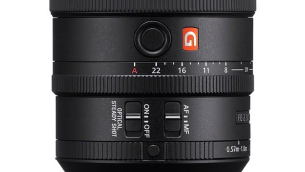 Sony FE 100mm
