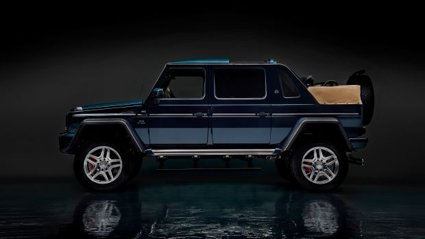 Mercedes Maybach G 650