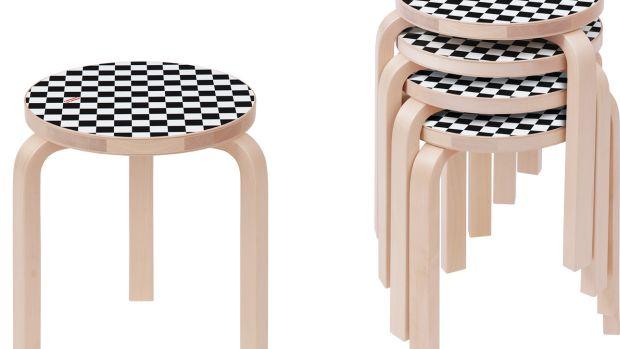 Artek Alvar Aalto Furniture for Supreme