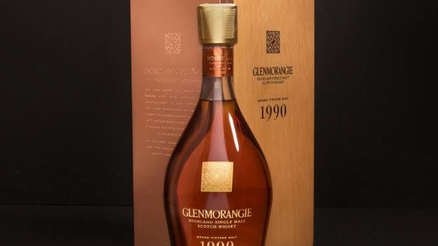 Glenmorangie Grand Vintage Malt 1990