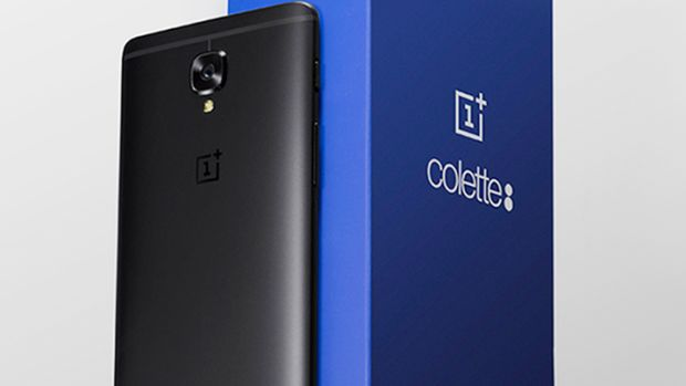 OnePlus 3T for Colette