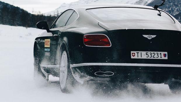 Bentley Pirelli