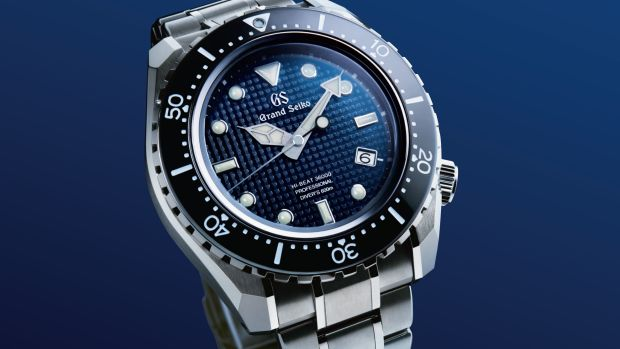 Grand Seiko Hi Beat 36000 Professional Diver's