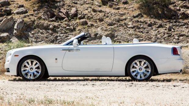 Rolls-Royce Palm Springs Edition