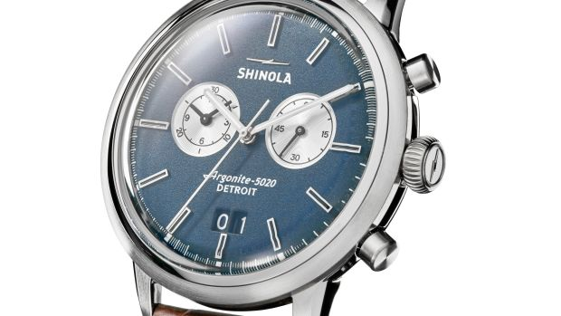 Shinola Jackie Robinson Watch