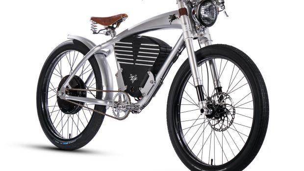 Vintage Electric Outlaw Bike