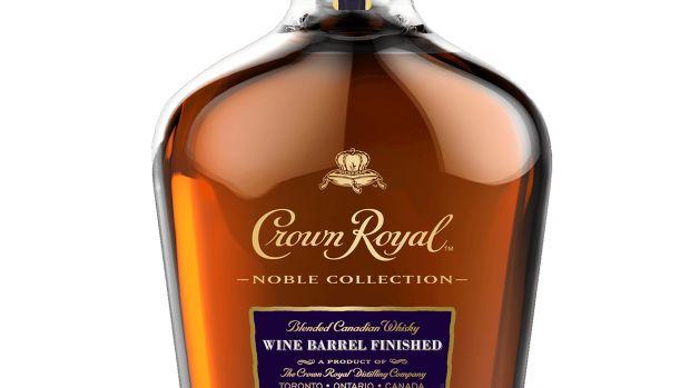 Crown Royal Wine Barrel Finished